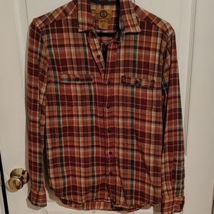 Urban Outfitters flannel button down